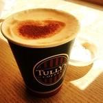 タリーズコーヒー - タリーズカプチーノS