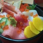 やなぎ寿司 - 海鮮丼ランチ