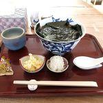 そば切り みやもと - 花巻そば(850円)