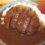 屋久島ふるさと市場 島の恵み館 レストラン - カツカレー
