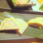 九州黒太鼓 - 辛子レンコン