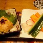 九州黒太鼓 - 山うに豆腐
