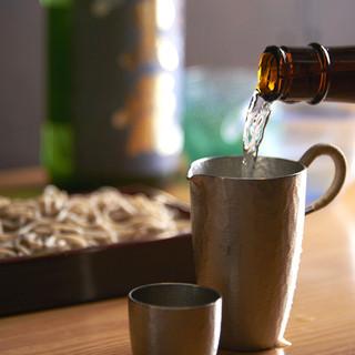 《常時50種対以上》多種多様の日本酒の数々をご堪能下さい