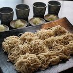 板蕎麦和膳 北野増田屋 - 料理写真:板蕎麦