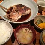 ぐあん - 煮魚定食 ★★★☆