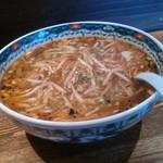 34766180 - 辛口サンマー麺:710円