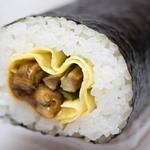 オリジン弁当 - 穴子巻(ハーフ)