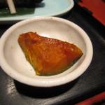 いり江 - 「南瓜煮」