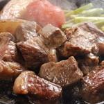 Vano - ビーフカットステーキ(国産イチボ)