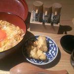 カッシーワ - W親子丼ランチ