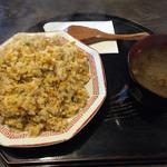天竜食堂 - 料理写真:2015/2/3うにチャーハン980円