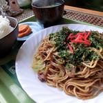 サンロック - 料理写真:焼きそば定食