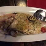 SANAKA - 本日の鮮魚のアクアパッツァ