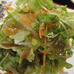MAIKO茶ブティック - サラダ
