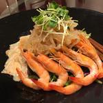 chuugokuryourichimmin - 前菜三種