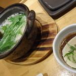34772683 - 湯豆腐ごまポン酢