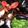 うどんの四國 - 料理写真:ネギとしょうがと天かす
