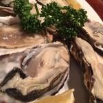 Bar de la Costa HOLA - 兵庫県赤穂産 生牡蠣