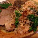 北品川 - 前菜にしてはとてつもないボリューム