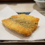 寿司 いずみ - なんと、小鰭のフライ! メチャクチャ美味い!