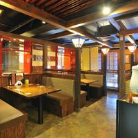松江の台所 こ根っこや - 店内風景