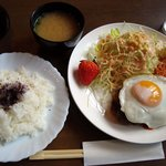 花壱 - 料理写真:日替わり定食