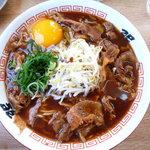 巽屋 - 肉入り(卵
