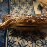 34780352 - 岩魚の炙り焼き