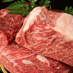 鉄板料理 八天 - 上質な黒毛和牛のあふれる旨味をご堪能ください。
