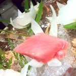 魚料理 ぎん - 和歌山だもの、やっぱりまぐろ★
