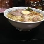 麺屋 ごとう - わんたんメンと丼