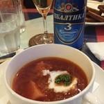 パントリー - ボルシチ&ロシアのビール
