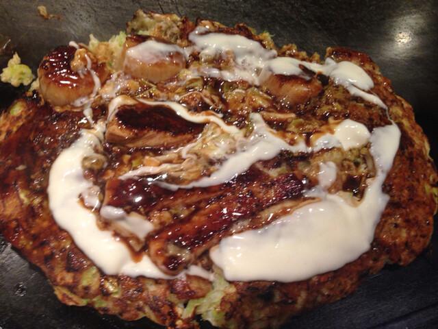 美津の - 山芋焼