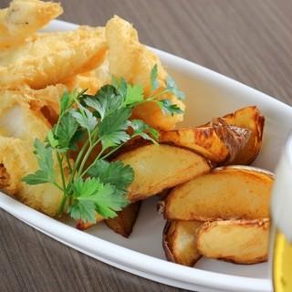 『世界一美味しいフィッシュ&チップス』