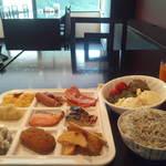 レジーナ - 料理写真:朝食バイキングです。