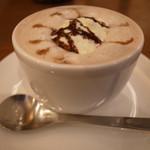 上島珈琲店 - 生チョコミルク珈琲