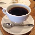 88tees CAFE - カウコーヒー。珍しいみたい。