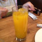 88tees CAFE - マンゴージュース