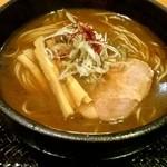 麺屋しみる - 『鰹中華そば』¥730-