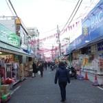 34790751 - 近くの松原商店街