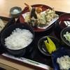そばの味よし - 料理写真:天ぷら定食