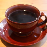 カフェ ヒュッグリー - 食後のコーヒー