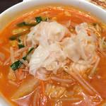 横濱一品香 湯麺小館 - 料理写真:60周麺