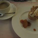 Groult - 【パスタランチ】コーヒー&デザート