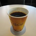 マクドナルド - ドリンク写真:プレミアムローストコーヒー(S)