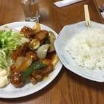 桂林 - 酢豚定食
