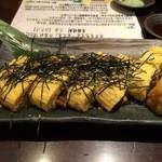 あじめん浦和店 - 厚焼き玉子(納豆)