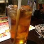 あじめん浦和店 - ウーロン茶