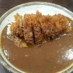 CoCo壱番屋 - 料理写真:とんかつカレー5辛