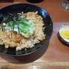 もりた屋 そば店 - 料理写真:ふく天丼 950円